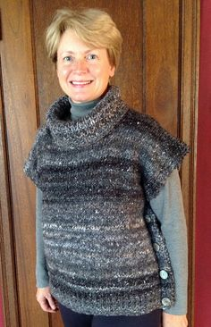 Ravelry: Project Gallery for Azel Pullover pattern by Heidi May