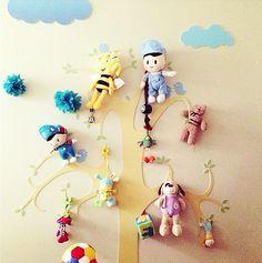 Çocuk odası için alternatifler..