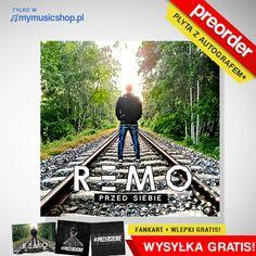 (PREORDER) Remo - Przed Siebie (CD z autografem)