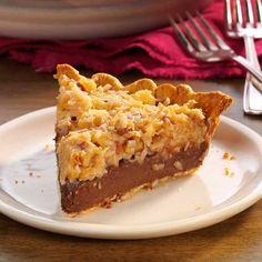 German Chocolate Pie Recipe - myrecipemagic.us