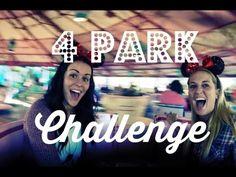 Disney College Program: Four Park Challenge!