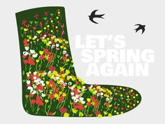 It's #spring again! #calzeGM