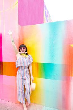 » Our Colorful Guide To Miami!