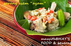 "GARANG ASEM ""AYAM"" A'LA JOGJA with masyith@MAY'S FOOD & beverage Eat And Go, Baked Potato, Beverages, Baking, Ethnic Recipes, Food, Bread Making, Meal, Patisserie"
