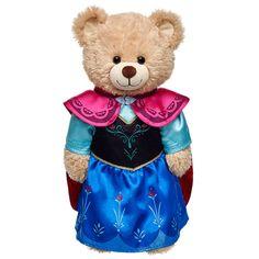 Disney's Frozen Anna Costume | Build-A-Bear