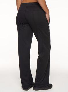 Women's Black Purform™ Bottoms