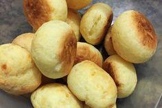 Pão de queijo fácil e delicioso