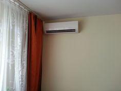 Klimatyzator Fuji Electric, montaż w Warszawie