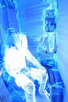 Seeing the Outline of a Room Through Magical Light Waves - Janne Parvianen