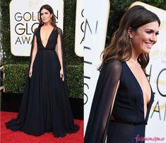 Golden Globe 2017: Mandy Moore - Fashionismo