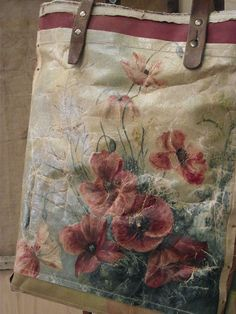 Swarm — Painting Bag - Blooms (free shipping)
