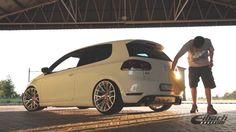 VW GOLF MK6 GTI | EIBACH COILOVERS | STYLE'D 2013 | blog.venom24.pl