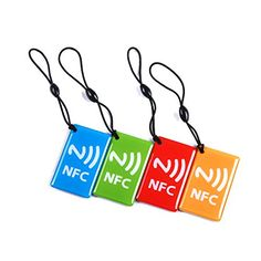 tinxi® 4x NFC Portachiavi, NFC Standard Tag, NFC Smart Tags, Ntag203 Tinxi http://www.amazon.it/dp/B00MMXPKBM/ref=cm_sw_r_pi_dp_B-Ydvb1TRAXY4