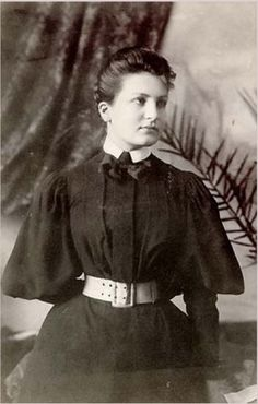 Alma Maria Mahler Gropius Werfel (1879-1964). Born in Vienna, Austria. She was the daughter of the Vienna Secessionist Carl Moll. She has been the wife of composer Gustav Mahler, architect Walter Gropius, and novelist Franz Werfel. Between 1912 and 1914 she had a tumultuous affair with the artist Oskar Kokoschka,