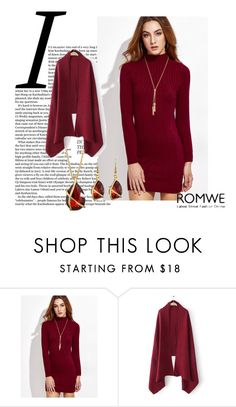 """""""Romwe #10/3"""" by soofficial87 ❤ liked on Polyvore"""