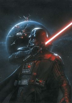 Gabriele Dell'Otto ( Darth Vader - Star Wars ) *