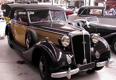 Horch 930 1936