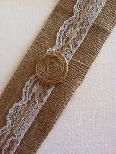 25 Burlap and Lace Mason Jar Wraps by redesignaccessories on Etsy, $100.00