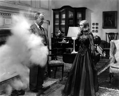 Veronica Lake & Cecil Kellaway - I MARRIED A WITCH