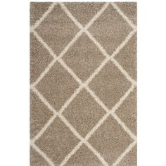 You'll love the Hampstead Shag Brown/Beige Area Rug at Birch Lane - With Great Deals on all products and Free Shipping on most stuff, even the big stuff.