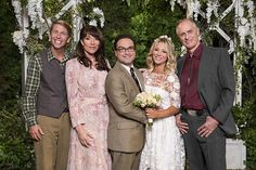 Leonard and Penny are renewing their vows in the season 10 premiere of The Big Bang Theory. What do you think? Do you watch the CBS sitcom?