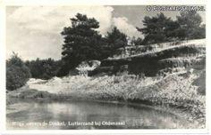 Oldenzaal, Hoge oevers de Dinkel, Lutterzand