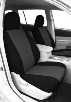 Clazzio PVC Leatherette Custom Fit Seat Covers for Toyota Prius | VW ...