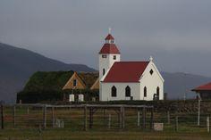 Bauernhof Möðrudalur Flora Und Fauna, Island, Cabin, House Styles, Home Decor, Fire And Ice, Landscape, Viajes, Pictures