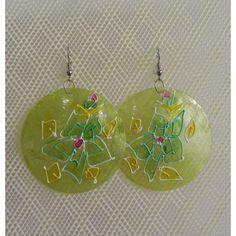 Stylish Party Wear Fancy Ear Danglers 69. Buy online from www.craftsvilla.com #craftsvilla #jewellery #polki #pearl #earrings #india #buyonlinejewellery