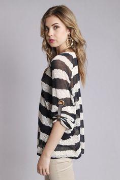 Navy Concord Pullover // designer wears #wearabledesign
