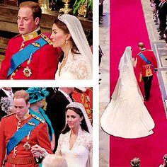 happy fifth wedding anniversary, will & kate! (It was like a month ago, but whatever) ♡