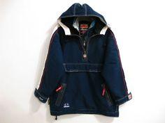 Ellesse Entront Multi aventure Gear hiver neige ski Nylon avec thermique Thinsulate isolation Pullover Jacket Men Jaspo XS
