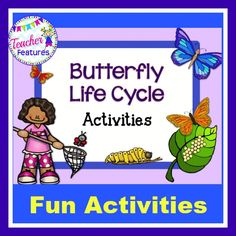 This resource contains interactive journals and activities focused on butterfly life cycle and integrates science and language arts. It is perfect for grades K-2.
