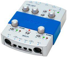 Tascam US 122 audio interface (Te Koop)