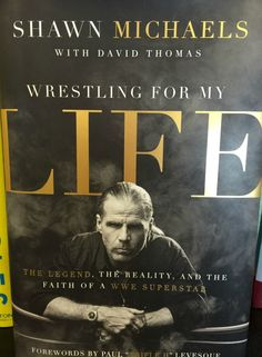 Wrestling For My Life Book Review