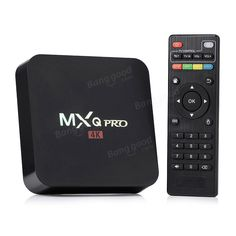 MXQ Pro IPTV 1 Year 700 Plus Channels NeoTV TV Box Android Mini PC Sale - Banggood.com