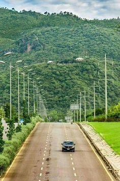 Margalla Hills Islamabad Pakistan by Xain Sheikh [564x846]
