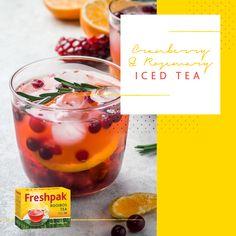 Freshpak - AVI Iced Tea, Panna Cotta, Ethnic Recipes, Food, Dulce De Leche, Ice T, Meals, Yemek, Eten