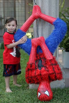 Spiderman Party  | CatchMyParty.com