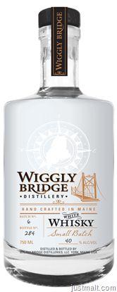 Wiggly Bridge White Whisky