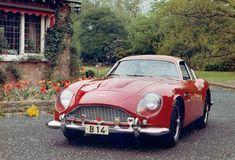 1962 aston martin db4 gt zagato - Поиск в Google #astonmartinvintagecars