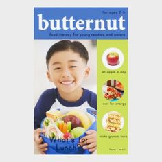 There's Finally a Food Magazine for Toddlers