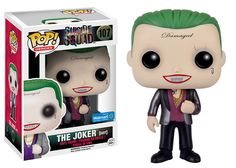 Funko releasing The Joker (suit) pop figure from Suicide Squad