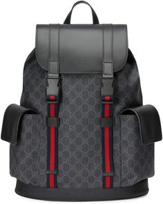 Gucci Soft GG Supreme backpack – Men's style, accessories, mens fashion trends 2020 Supreme Backpack, Men's Backpack, Black Backpack, Fashion Backpack, Supreme Bag, Gucci Store, Guccio Gucci, Gucci Gifts, Accessories