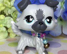 Littlest Pet Shop Cute, Collie Autumn Dog Ooak Custom, Nice! Lps Dog, Lps Cats, Little Pet Shop, Little Pets, Lps Collies, Collie Dog, Custom Lps, Lps Littlest Pet Shop, Monster High Dolls