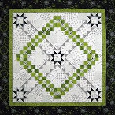 """Crossroads"" pattern by Laura Blanchard 
