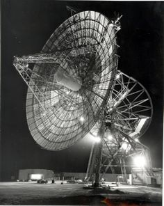 This 26 meter (85 foot) antenna operated in Woomera (Island Lagoon), Australia at Deep Space Station (DSS) 41, established in August 1960.