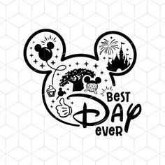 Etsy :: Your place to buy and sell all things handmade Disney T-shirts, Disney Trips, Disney Love, Disney Font Free, Imprimibles Toy Story Gratis, Disney Decals, Disney Scrapbook, Scrapbooking, Disney Designs