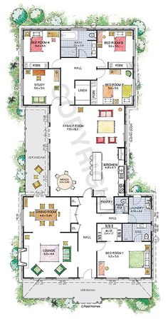The Camden floor plan - Download a PDF here - Paal Kit Homes offer easy to build steel frame kit homes for the owner builder and have display / sale centres in Sydney NSW, Melbourne VIC, Brisbane QLD, Townsville NTH QLD, Perth WA.