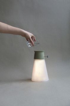 WAT – An LED Lamp Powered by Water. New Generation of Product Design Ideas. Read more at jebiga.com